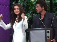 <I>Koffee With Karan</i>: 10 Best Quotes From The Shah Rukh Khan-Alia Bhatt Debut