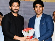 Allu Arjun is Excited About My Malayalam Debut, Says His Brother