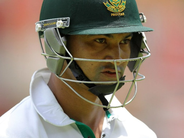 Former South Africa Batsman Alviro Petersen Charged With Match Fixing