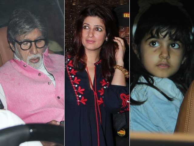 Inside Aaradhya Bachchan's Star-Studded Birthday Party