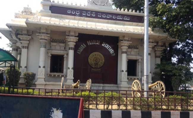 Computers In Andhra Pradesh Secretariat Hit By Cyber Attack