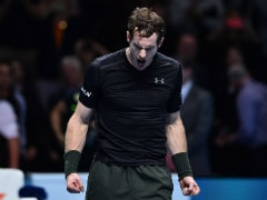 Andy Murray Beats Milos Raonic to Reach Final of ATP World Tour Finals