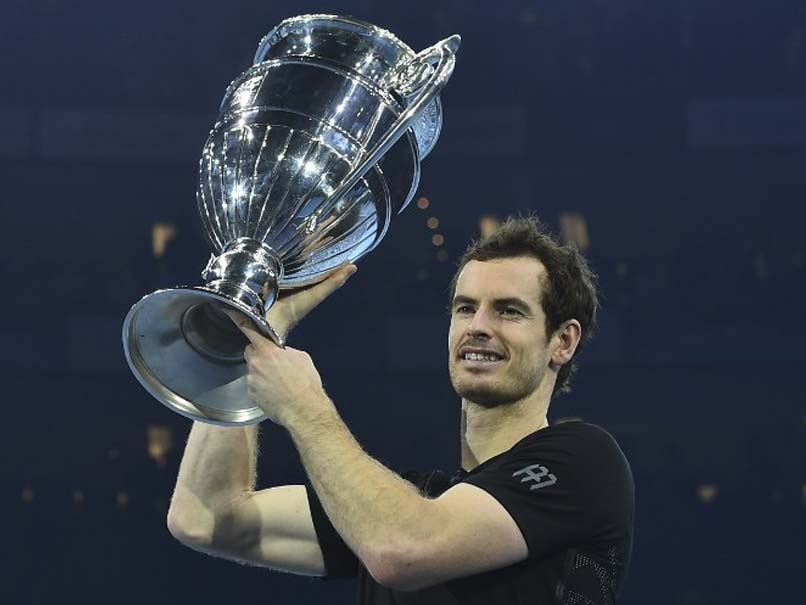 Andy Murray Confirmed as World No.1