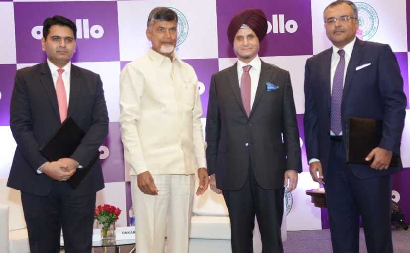 Apollo Tyres To Invest ₹ 525 crore To Build Manufacturing Facility In Andhra Pradesh