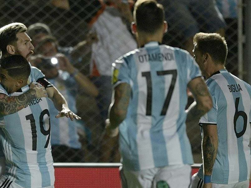 Lionel Messi Magic Sparks Argentina, Brazil March on