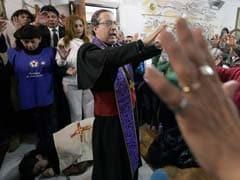 Argentines Wrestle Demons At 'Exorcism School'