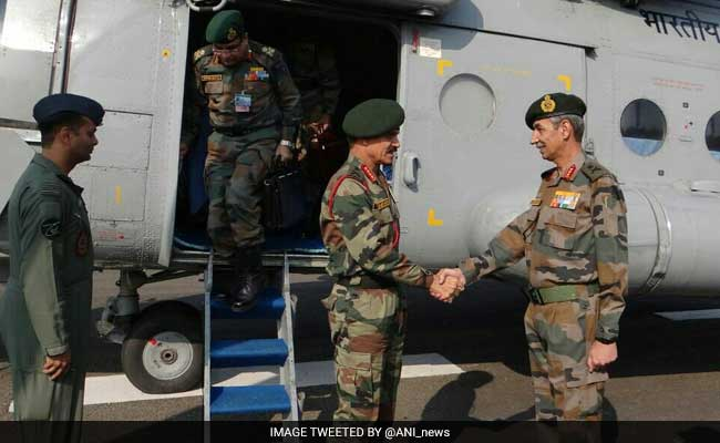 Be Alert, Be Aggressive: Army Chief Dalbir Singh Suhag To Troops At Line Of Control