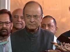 Arun Jaitley Says Maximum Black Money Generated During UPA Rule