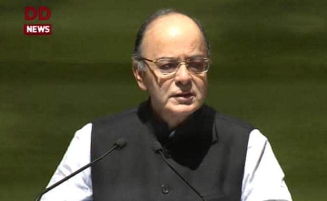 GST, Currency Change To Be Game Changers For Economy: Arun Jaitley