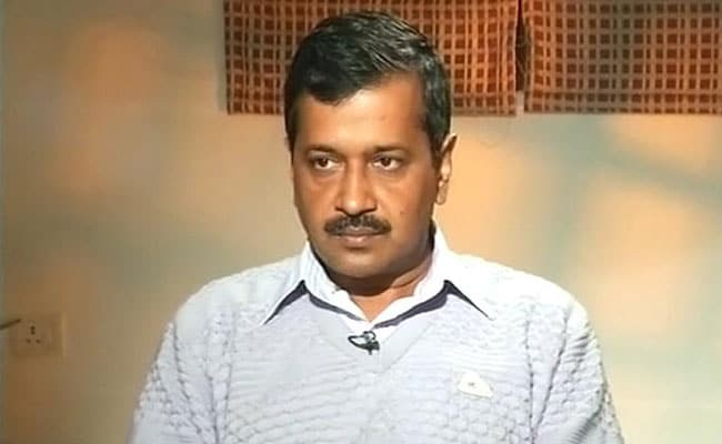 Delhi Police Transfer Complaint Against Arvind Kejriwal To Anti-Corruption Branch