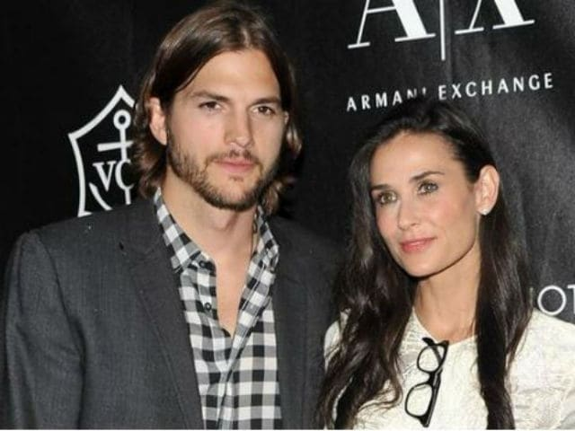 Ashton Kutcher Reveals He Lived in Airbnbs After Divorce From Demi Moore