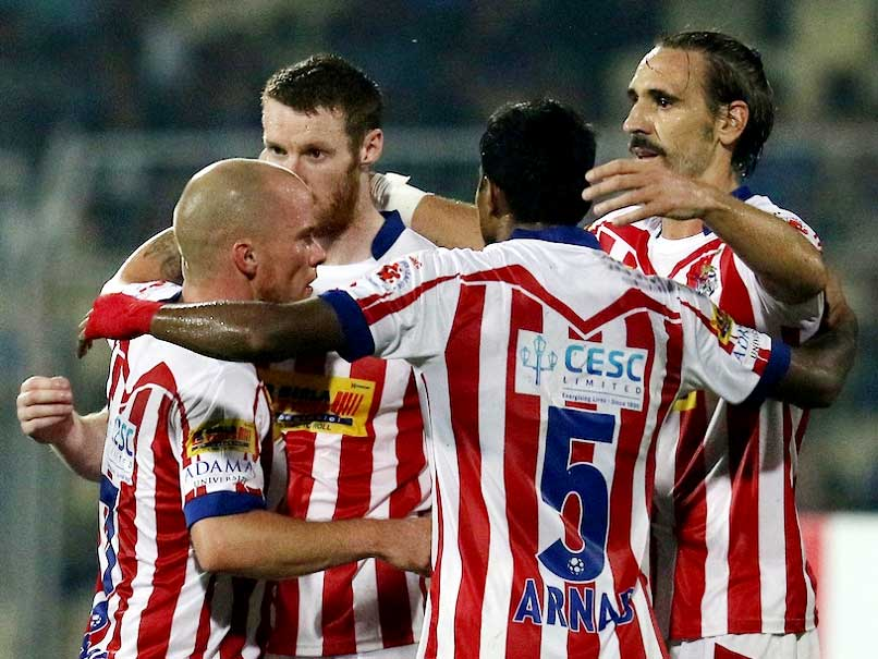 ISL 2016: Atletico de Kolkata Beat FC Goa 2-1 to Move to Second Spot
