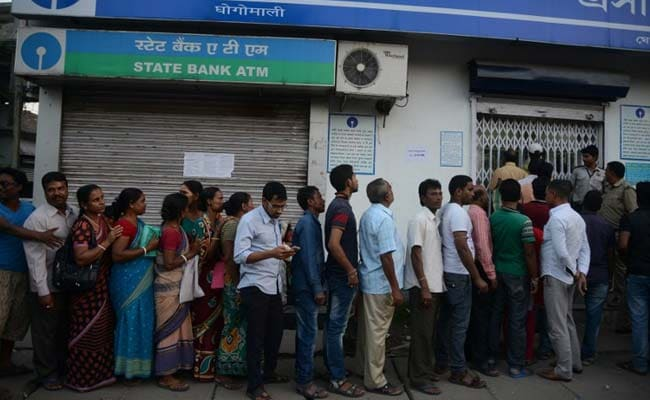 44 Per Cent People Found ATMs Non-Functional
