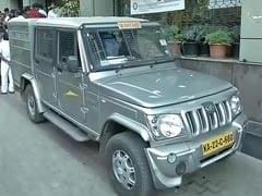 बेंगलुरु : 1 करोड़ 35 लाख रुपये से भरी कैश वैन लेकर ड्राइवर हुआ फरार