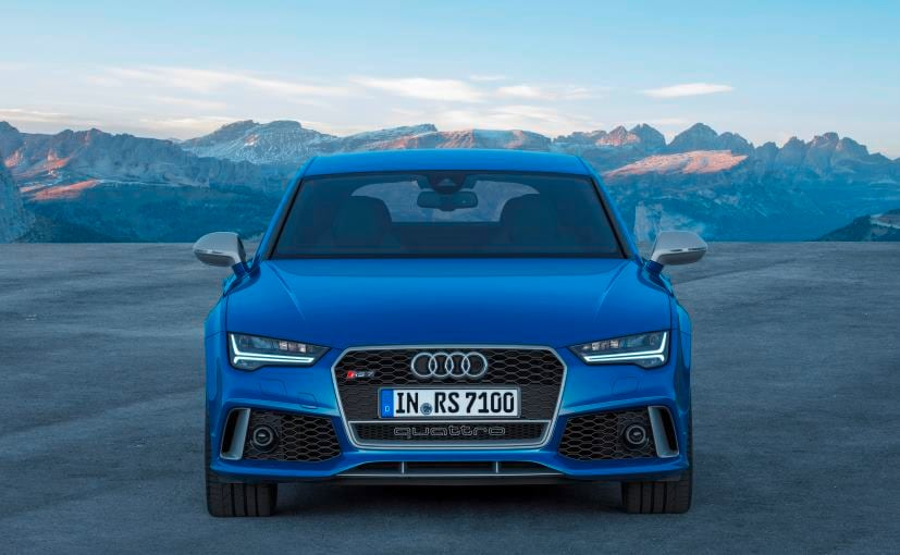 Audi RS7 Performance Front