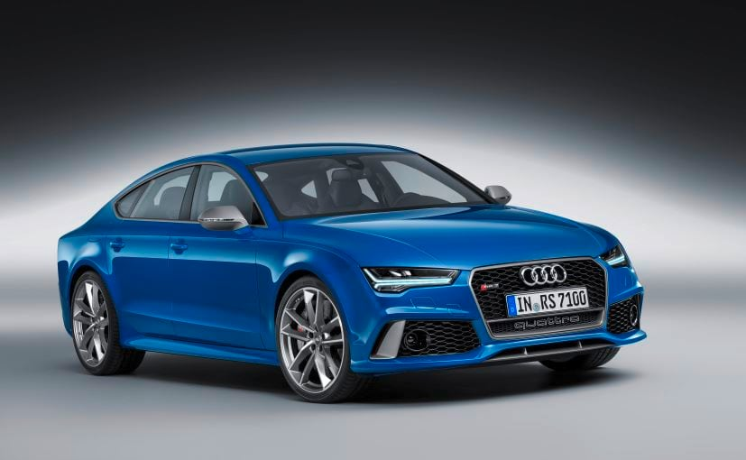 Audi RS7 Performance Launched In India; Priced At ₹ 1.59 Crore