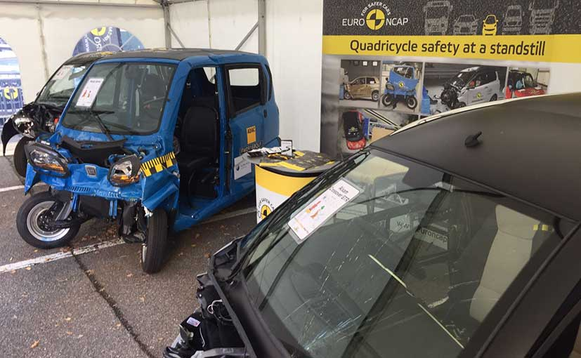 India Should Take Lead In NCAP's Call To Improve Quadricycle