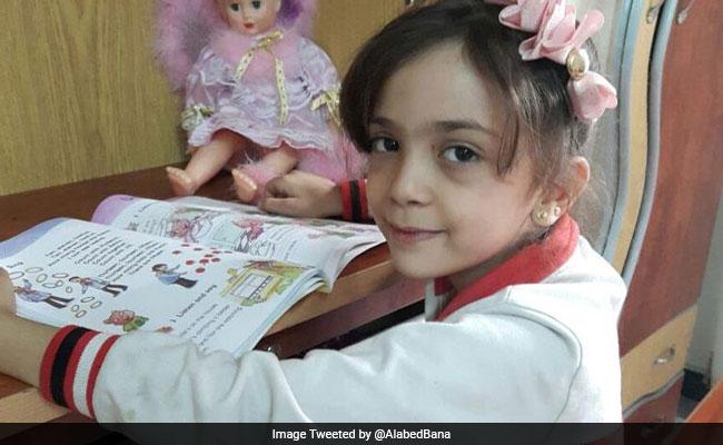 7-Year-Old Syria War Symbol, Bana al-Abed, Evacuated From Aleppo