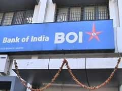 Bank Of India Posts Rs 95 Crore Profit In June Quarter