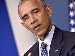 Barack Obama 'Not Optimistic' On Syria As Aleppo Pummelled