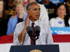 ओबामा ने अमेरिकी मतदाताओं से 'डर के ऊपर उम्मीद' का चुनाव करने के लिए कहा