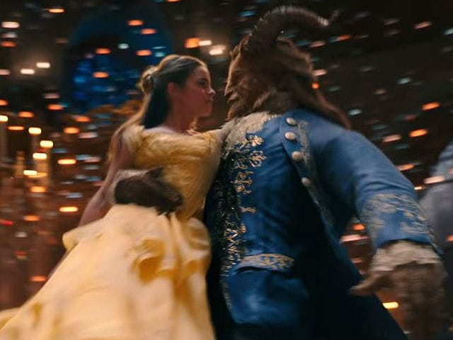 Beauty and the Beast Trailer Stars Emma Watson as a Plucky Belle