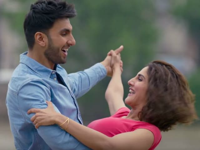 Befikre Ranveer Singh, Vaani Kapoor Vow Not to Fall in Love in New ...