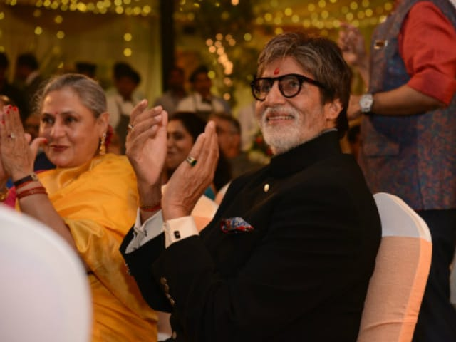 Amitabh Bachchan Stars in Pic With Mammootty, Nagarjuna and Other Celebs