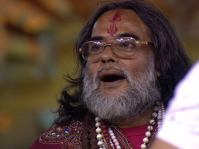 Bigg Boss 10: Swami Om Ji's Back in The House But There's a Twist