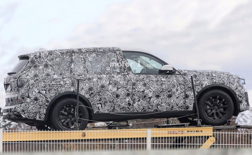 BMW X7 Spotted Testing For The First Time Will Be Launched By