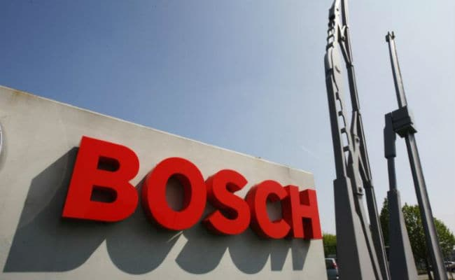 The Bosch group gets around 85% of its revenues from the automotive business.