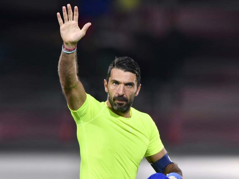 Gianluigi Buffon Reaches Landmark as Germany Hold Italy