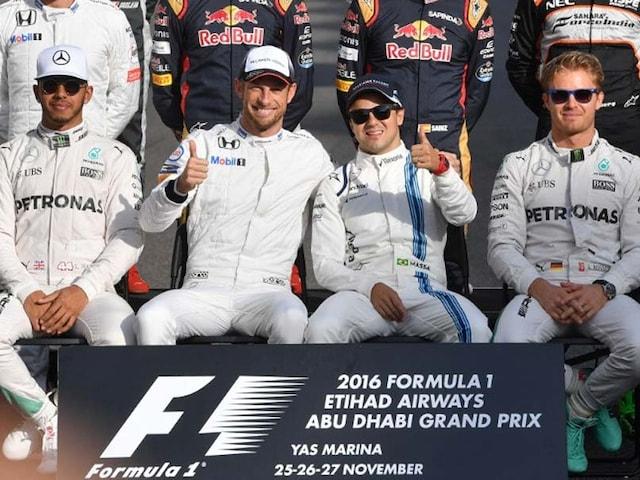 Felipe Massa, Jenson Button Make Proud Exits From Formula 1