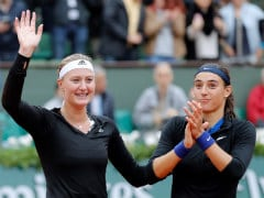 France Recall Caroline Garcia, Kristina Mladenovic For Fed Cup Final