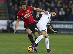 Manchester United's Carrick To Retire At Season's End, Confirms Mourinho