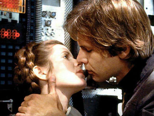 Carrie Fisher Reveals Secret Affair With Harrison Ford on Star Wars Sets