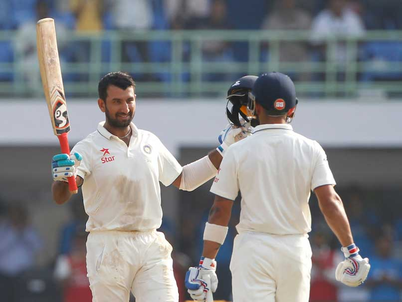 England Bowled Negative Line on Day 2: Cheteshwar Pujara