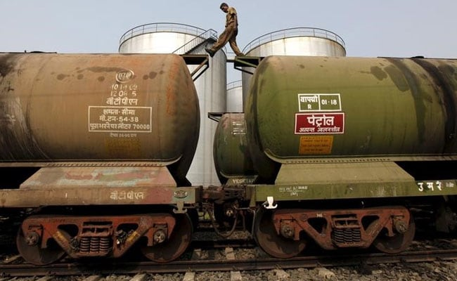 The nation imports 81 per cent of its oil needs.