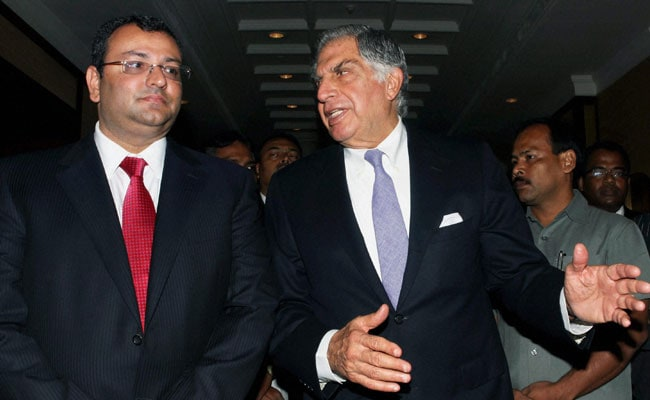 'Only Tata, Sekhsaria Can Appeal As Minority Shareholders In Tata Sons'