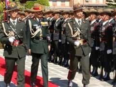 Indian Army Chief General Dalbir Singh Arrives In Kathmandu