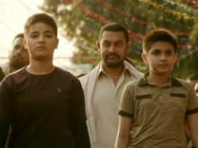 <I>Dangal</i>'s New Song <I>Dhaakad</i>: <I>Haanikarak Bapu</i> Aamir Khan Gets Results