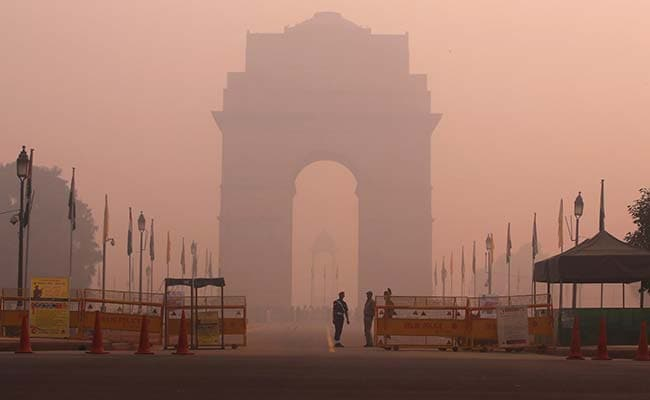 Advisory Warns Against Exercising Outdoors, Says 'Poison' In Delhi Air