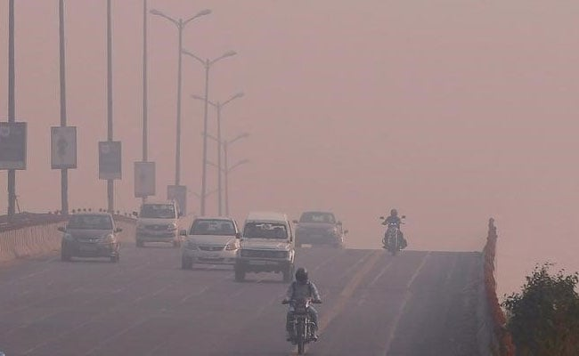 New Delhi's 'Poor' Air May Trigger Increase In Vehicle Parking Fee