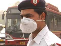 As Air Quality Worsens, Masks To Be Part Of Delhi Traffic Police Uniform