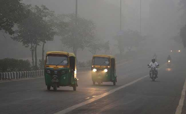 Citing Delhi Smog,Venkaiah Naidu Says Focus On Environment In Smart City Plans