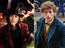 Johnny Depp Joins Eddie Redmayne For <I>Fantastic Beasts</i> Sequel