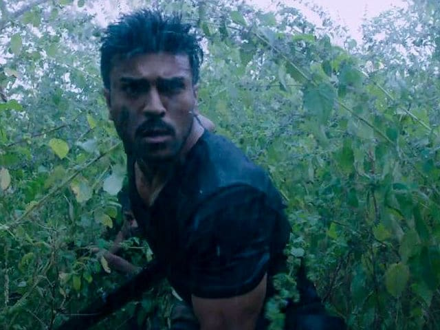 Dhruva Trailer: You Don't Mess With Ram Charan