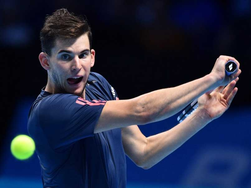ATP Tour Finals: Dominic Thiem Downs Gael Monfils to Keep Semi-Final Hopes Alive