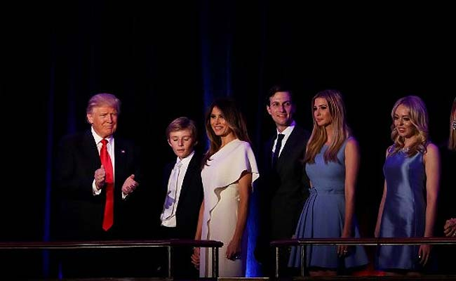 Trump Family 'Dynasty Will Last For Decades,' Says Campaign Manager