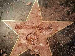 Man Charged With Felony Vandalism In Smashing Of Donald Trump Star